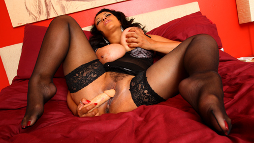 Just Danica ~ Toy Cock Play